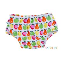 Popolini mosható úszópelenka gyümölcsös L 8-15 kg