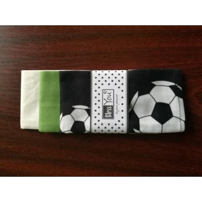 BlessYou textil zsebkendő M (3 db) - foci