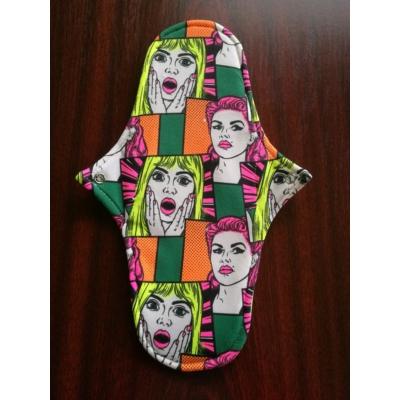 Emilla mosható női intimbetét Szeléné (XL) - Pinup pad