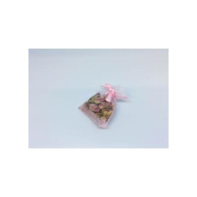 Illatos szárított rózsabimbók organza tasakban 5 g