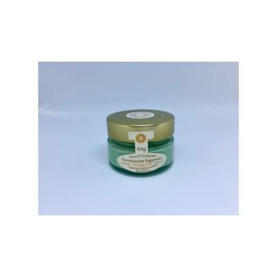 Természetes fogkrém, organikus menta illóolajjal 60g