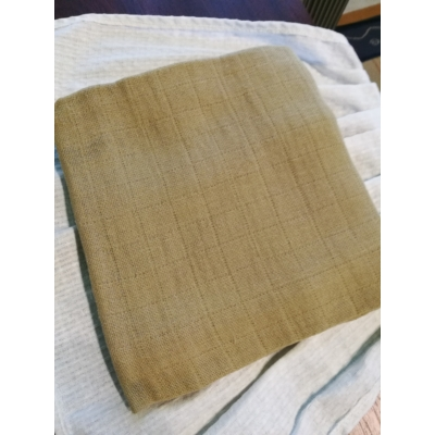 Textil (tetra) pelenka színes - Olive beige