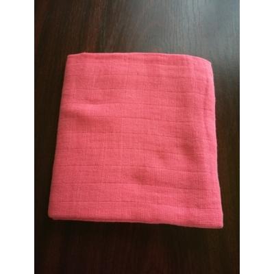 Textil (tetra) pelenka színes - Erdbeere-rot