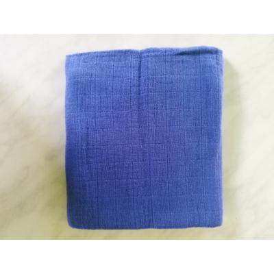 Textil (tetra) pelenka színes - königsblau