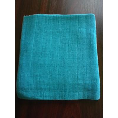 Textil (tetra) pelenka színes - Petrol