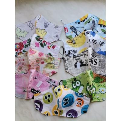 Textil maszk gyerek méretben