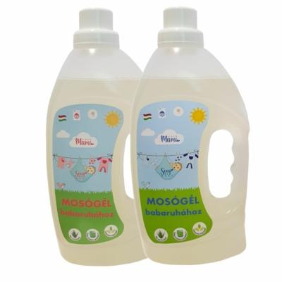 SensEco Baby mosógél babaruhához lány 1500 ml