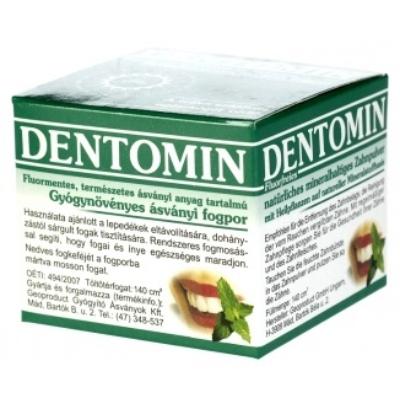 Dentomin-Z fogpor - gyógynövényes 95 g