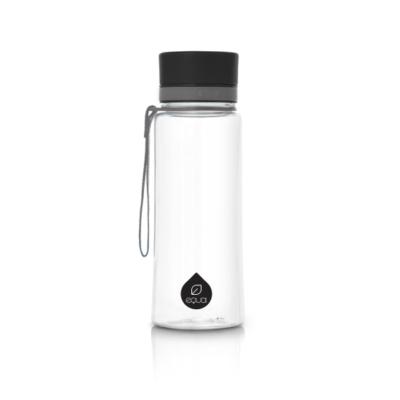 Equa kulacs - Fekete 600 ml