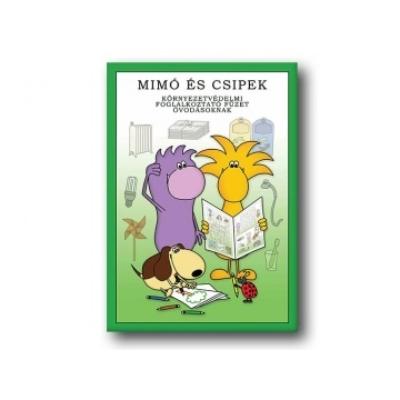 Mimó és Csipek az erdőben - környezetvédelmi foglalkoztató füzet
