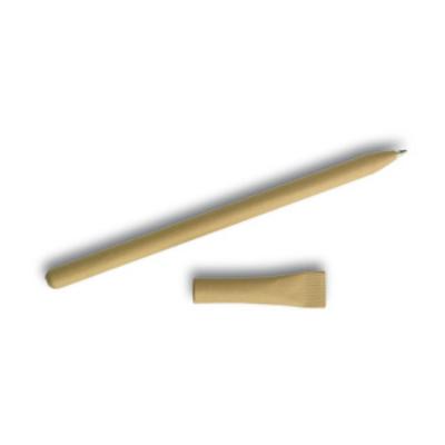 Újrahasznosított papír golyóstoll