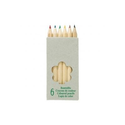 Színes ceruzák - 6 db